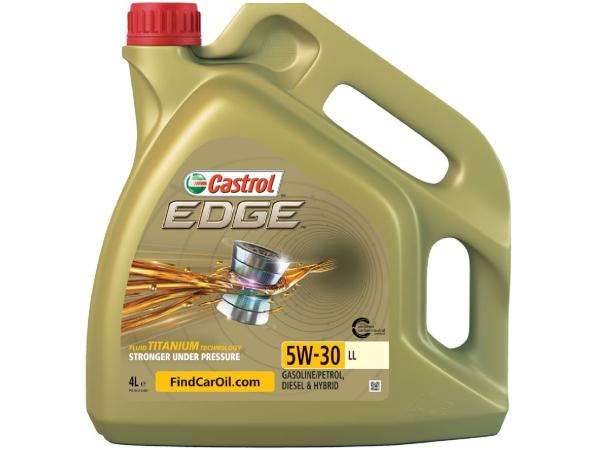 EDGE 5W-30 LL 4L