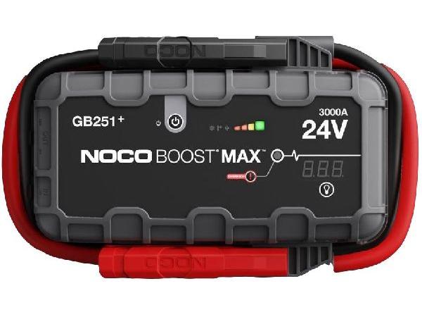Boost Max Jump Starter 3000A/24V