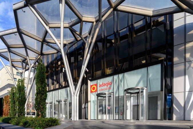 4 Tage Städtereise für zwei ins Aparthotel Adagio Frankfurt City Messe