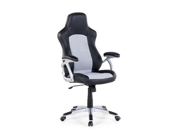 Stuhl EXPLORER, schwarz und grau CH