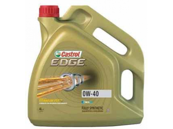 Castrol EDGE 0W-40 Titanium C3 Fully synthetic 4L