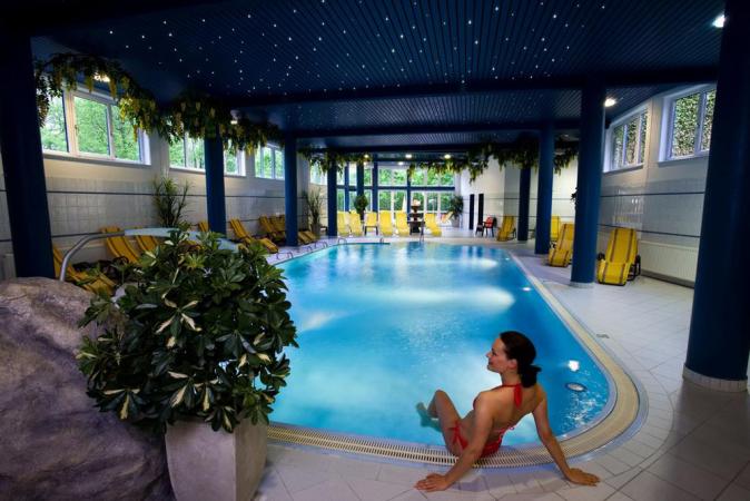 4 Tage Erholung und Entspannung im 4* Parkhotel zur Klause in Oberösterreich
