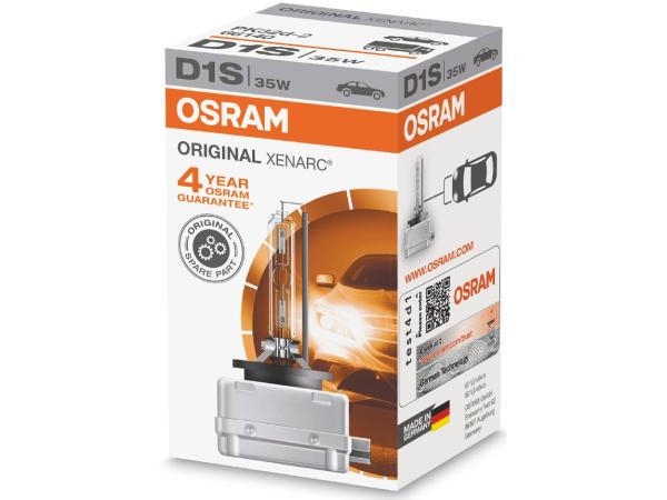 OSRAM incandescent lamps D1S XENARC 35W PK32d-2