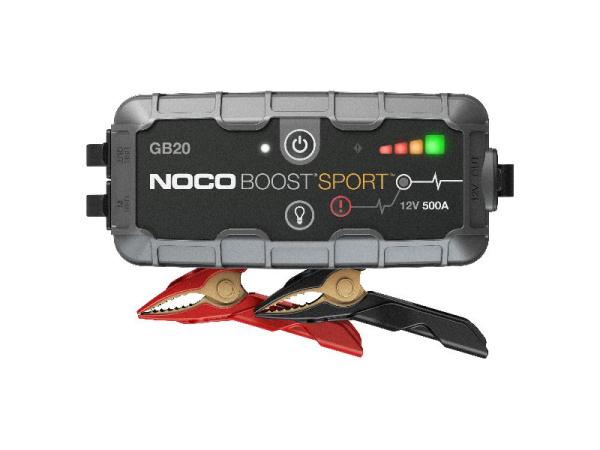 Noco Genius Boost Sport jump starter 400A/12V
