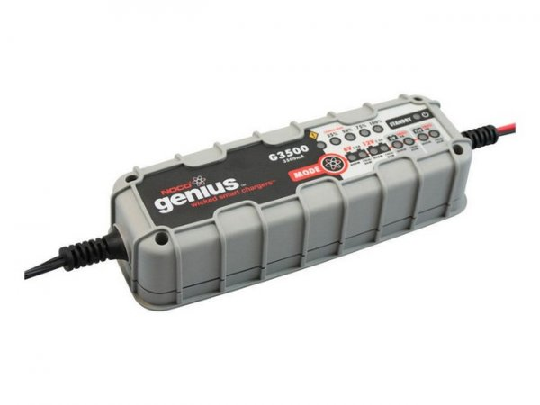 Noco battery charger 3.5A / 6-12V