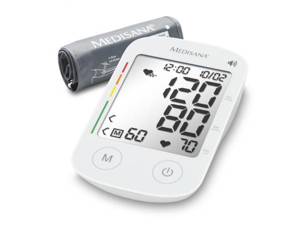 Oberarm-Blutdruckmessgerät BU 535 Voice