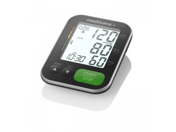 Oberarm-Blutdruckmessgerät BU570 connect, schwarz