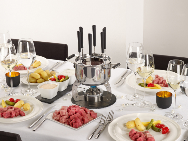 TRISA Fondue Pleasure Set