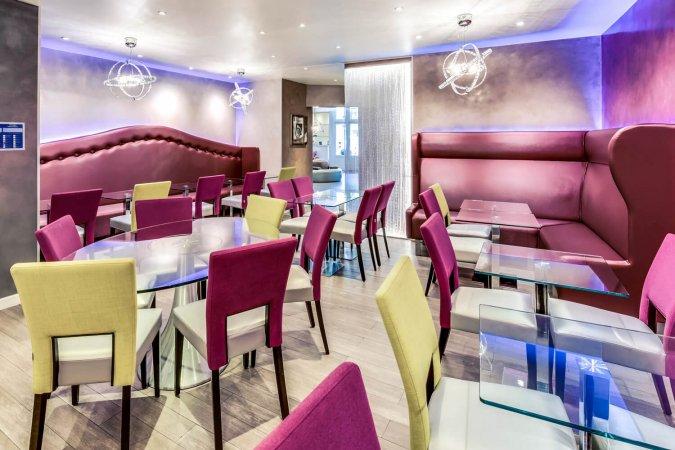 Frankreichurlaub zu zweit im 4* Mercure Hotel Paris Bastille Marais in der Stadt der Liebe