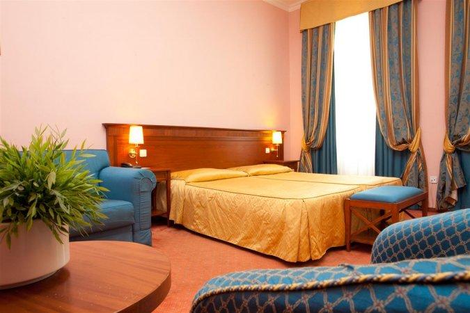4 Tage für 2 Personen im **** Hotel Louis Leger in Prag erleben