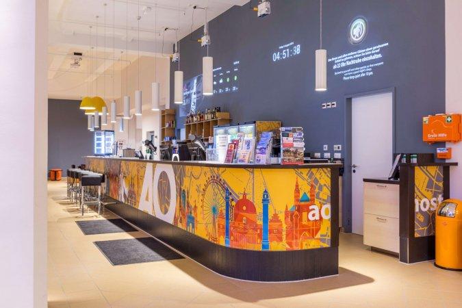 4 Tage Kurzurlaub zu zweit in Salzburg im a&o Salzburg Hauptbahnhof