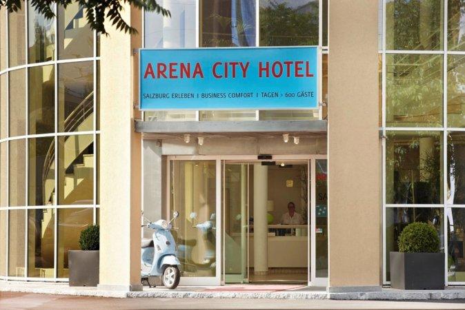 3 Tage im **** ARENA City Hotel - Salzburg in der Festspielstadt erleben