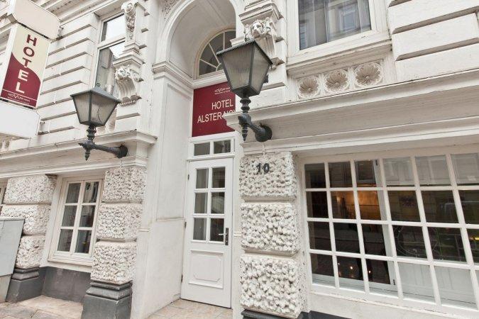 3 Tage Hamburg für 2 Pers. im 3* Novum Hotel Alster Hamburg - Winter Special