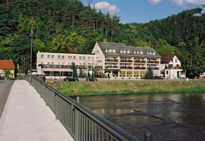 3 Tage Erholungsurlaub mit Halbpension im Hotel am Schlossberg Ziegenrück