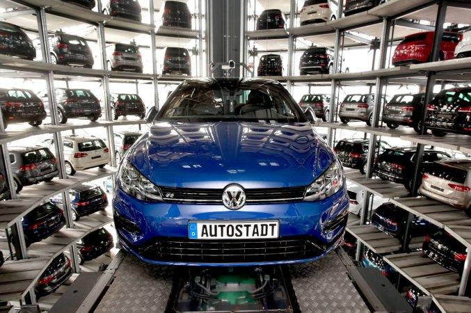 4 Tage für 2 im 4* Courtyard by Marriott & 2 Tageskarten für die Autostadt in Wolfsburg