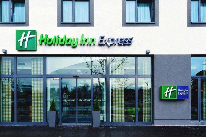 Kurzurlaub zu zweit im Holiday Inn Express Augsburg in der Fuggerstadt Augsburg
