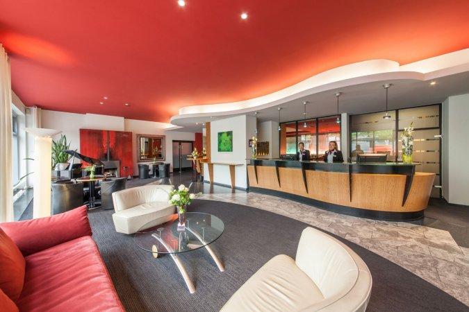 3 Tage zu zweit im Quality Hotel Ambassador Hamburg - dem Tor zur Welt