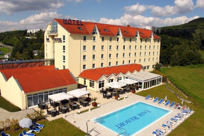 4 Tage Kurzurlaub im Hotel FAIR RESORT in Jena
