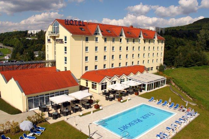 3 Tage Kurzurlaub im Hotel FAIR RESORT in Jena