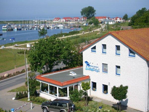 3 Tage an der Ostsee im Hotel HAFFIDYLL im Ostseebad Rerik erleben