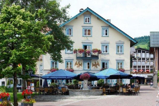 3 traumhafte Tage in Oberstaufen im Hotel Zum Adler ****