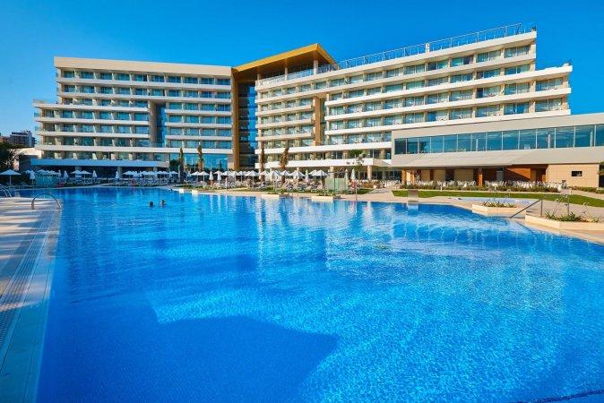 5 Tage auf Mallorca im 5* Hipotels Hotel Playa de Palma Palace