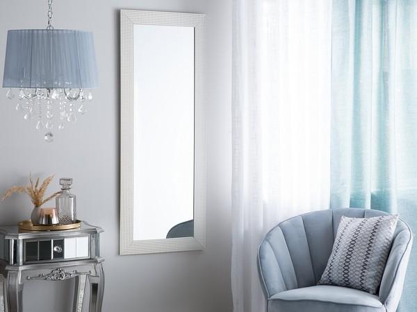 Spiegel DERVAL, 50x130 cm, silbern  CH