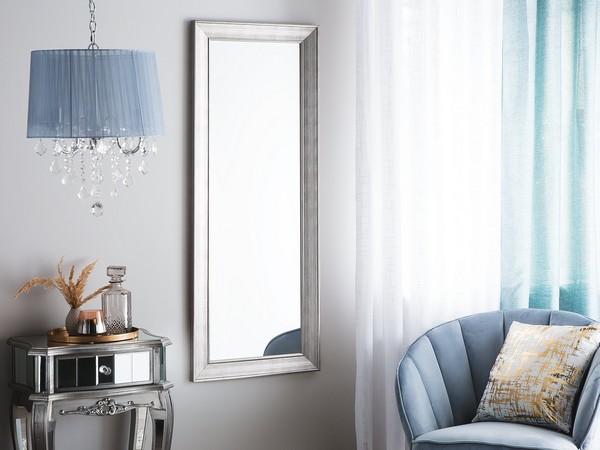 Spiegel BUBRY, 50x130 cm, silbern  CH