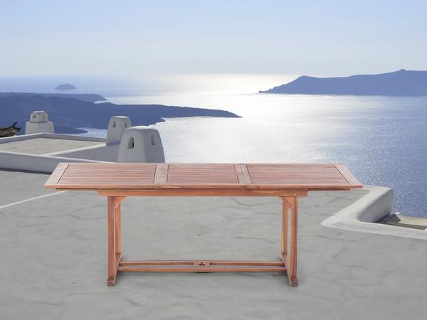 Gartentisch TOSCANA rechteckig CH