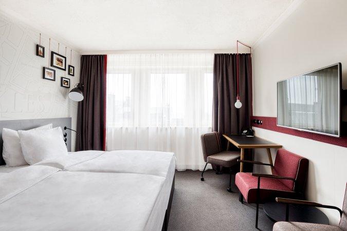 3 Tage Städtereise für zwei ins Pentahotel Brussels City Centre in der Europastadt Brüssel