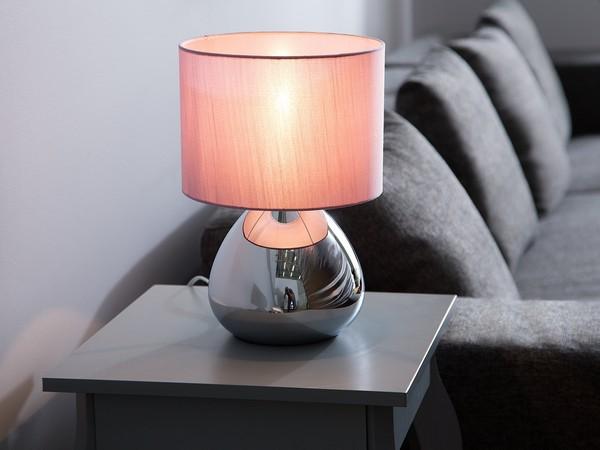 Tischlampe RONAVA S, Violett CH