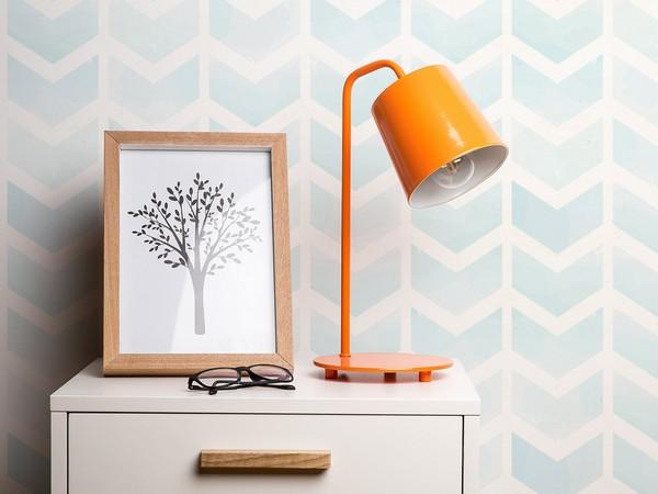 Tischlampe TARIM, Orange CH