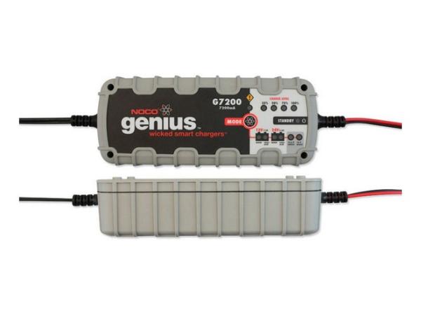 Cargador de Batería Noco 7.2A / 12-24V