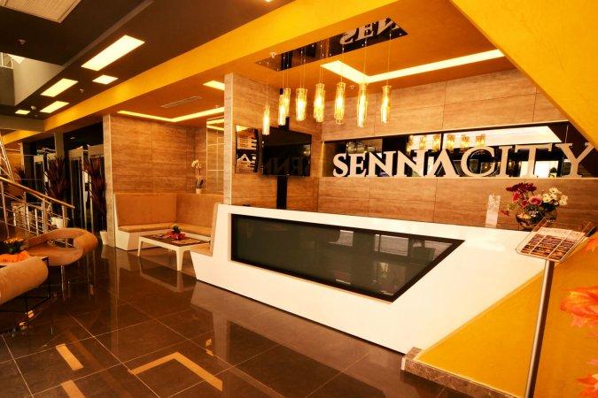 3 Tage für 2 im 3 Sterne Sennacity Hotel Eskisehir
