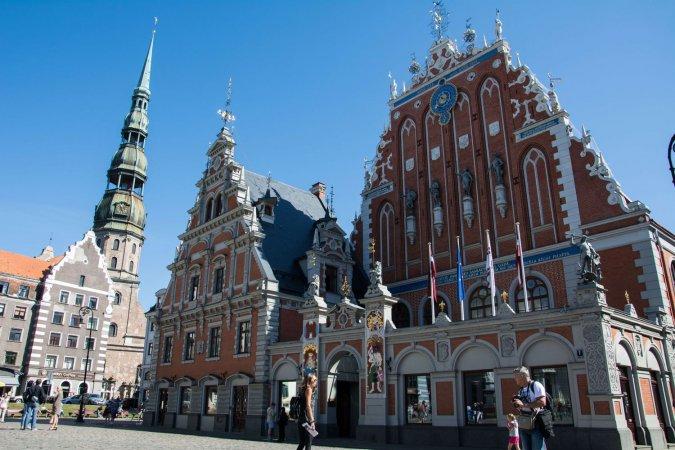 3 Tage für zwei im 4 Sterne Rixwell Gertrude Hotel Riga