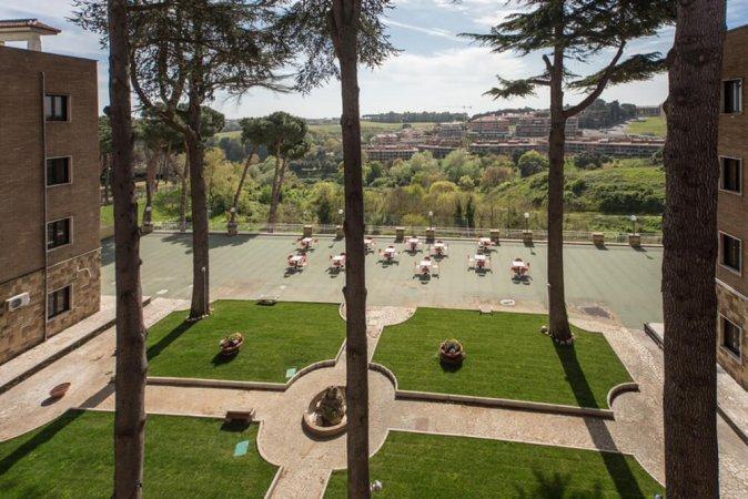 3 Tage für 2 im 4* Regal Park Hotel in der italienischen Hauptstadt Rom erleben