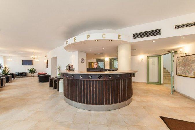 Prag Städtereise für zwei im 4* Novum Hotel Vitkov erleben und genießen