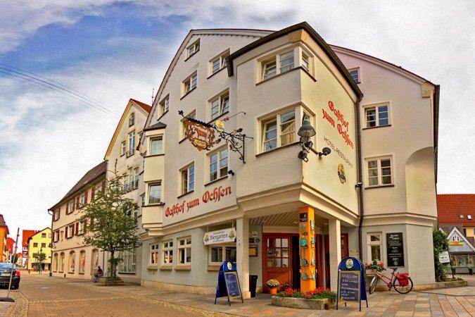 4 Tage in Ehingen an der Donau im Hotel-Restaurant Gasthof zum Ochsen