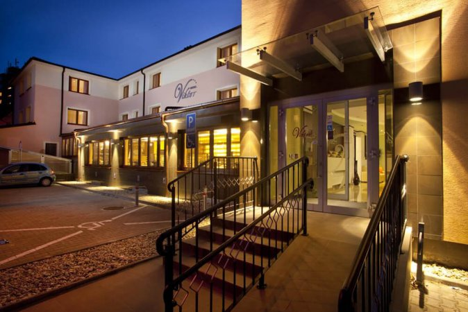 3 Tage für 2 im 3* Hotel Viktor in slowakischen Hauptstadt Bratislava