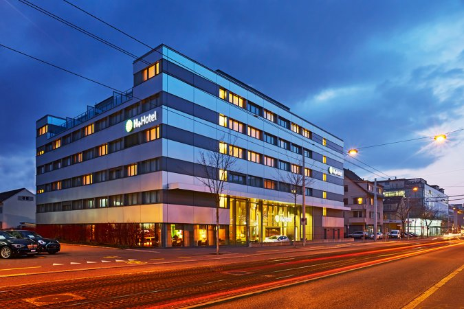 3 Tage zu zweit genießen im 4* H+ Hotel Zürich im Zentrum von Zürich