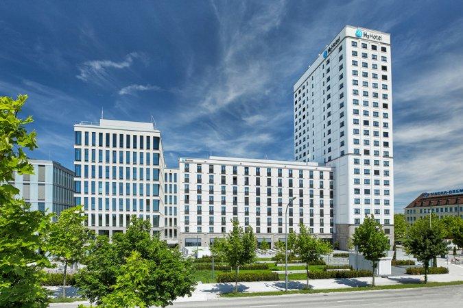3 Tage zu zweit im H2 Hotel München Olympiapark