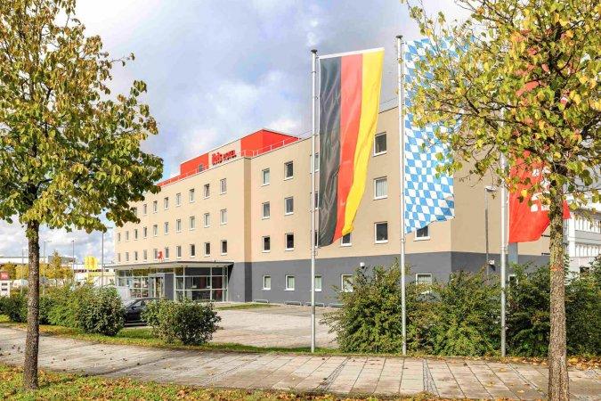 Citytrip für Zwei im 3* Hotel ibis München Messe die Weltstadt mit Herz erleben