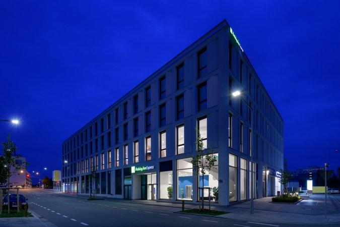 Städtereise für zwei im Holiday Inn Express Regensburg