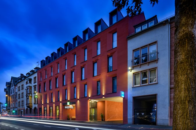 4 Tage Städtereise für zwei im ibis Styles Aschaffenburg