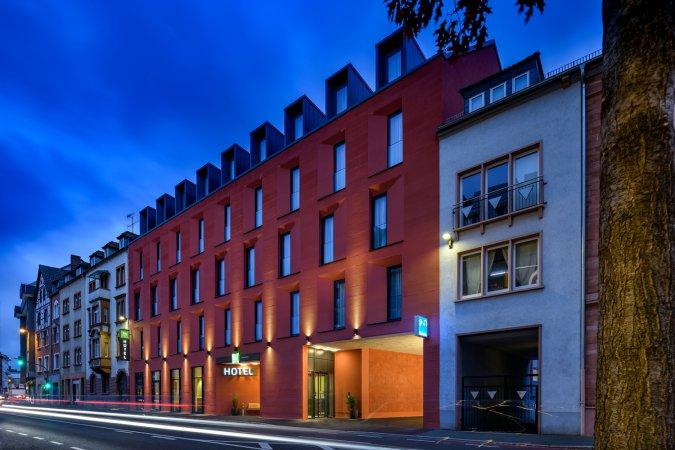 Städtereise für zwei im ibis Styles Aschaffenburg
