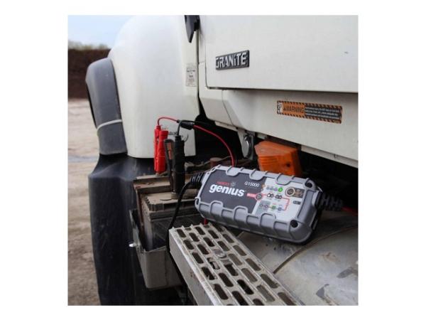 Cargador de batería Noco 15A / 12-24V