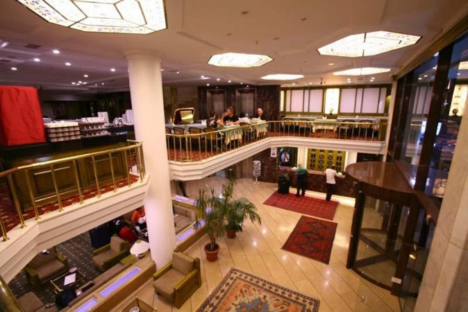 3 Tage für 2 im 4 Sterne Royal Hotel Istanbul die Stadt auf zwei Kontinenten