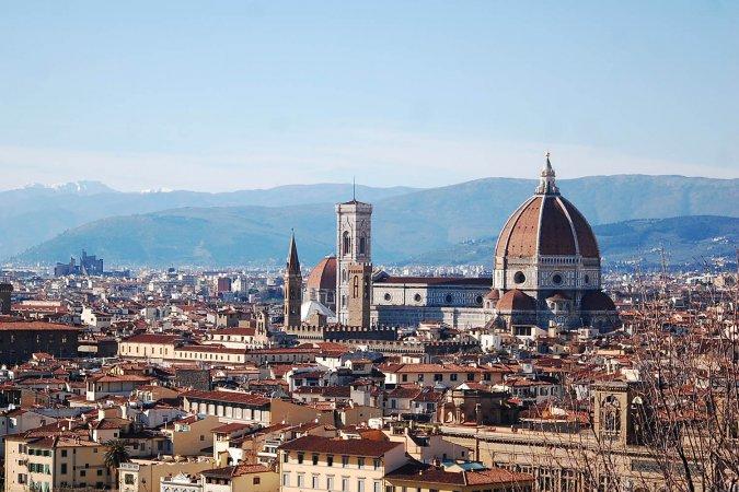 Italien zu zweit im HHB Hotel Firenze Santa Maria Novella direkt in Florenz erleben