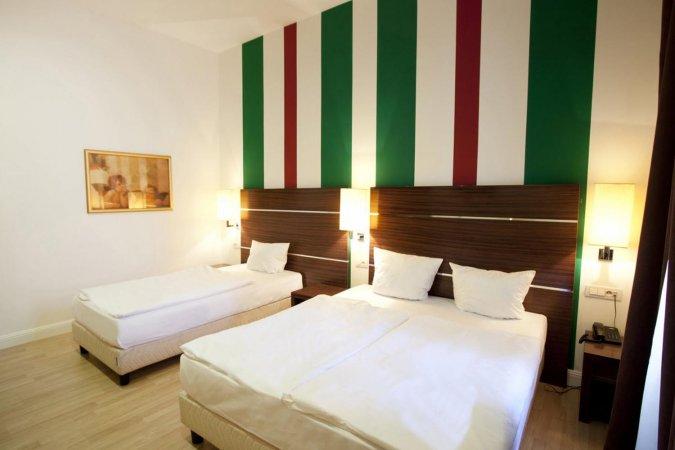 4 Tage für 2 Personen im **** Hotel Assenzio in Prag erleben