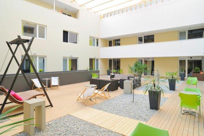 Kurzurlaub zu zweit im Harry's Home Hotel Dornbirn in Vorarlberg am Bodensee